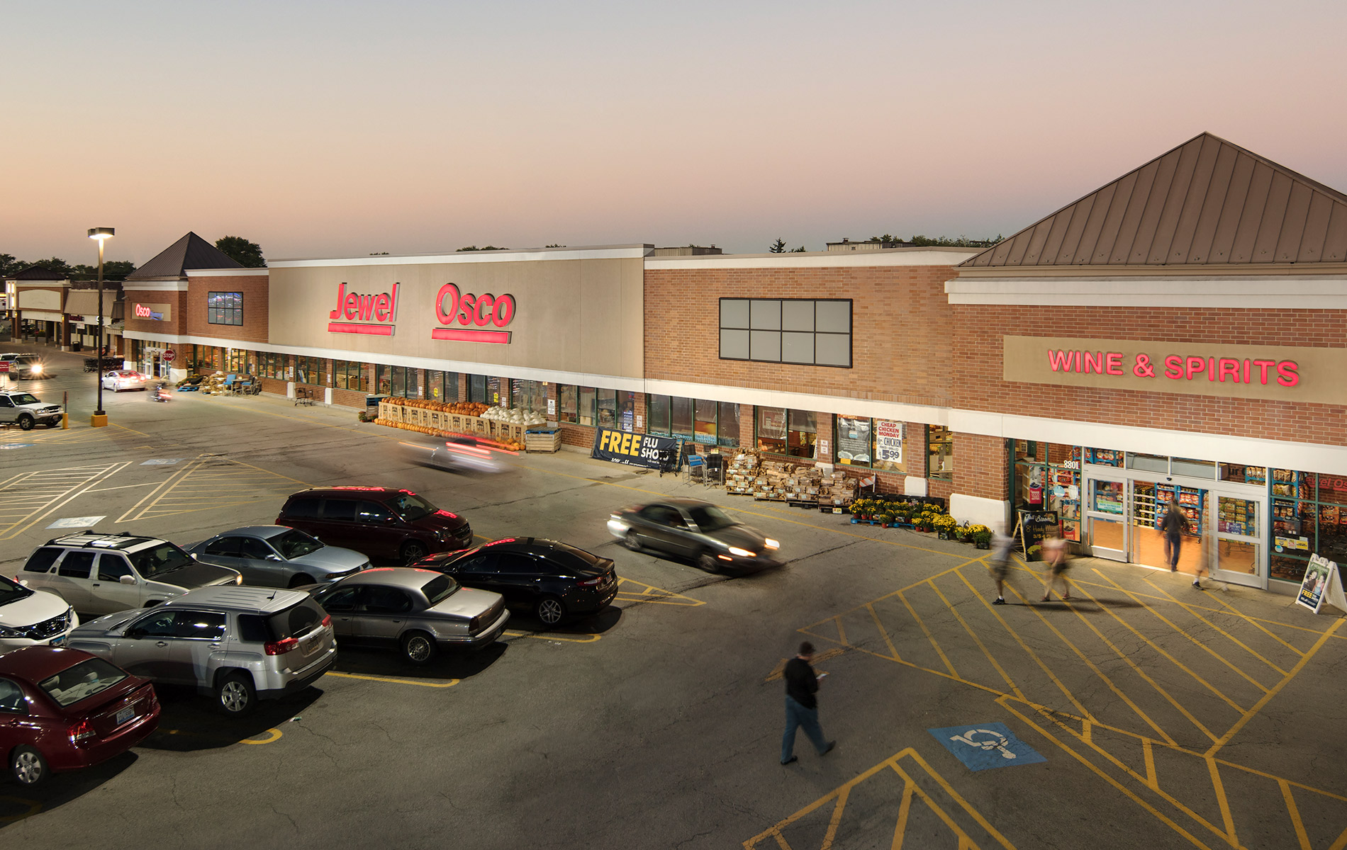 Jewel-Osco at State Road PLaza