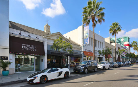 North Beverly Drive Beverly Hills, CA
